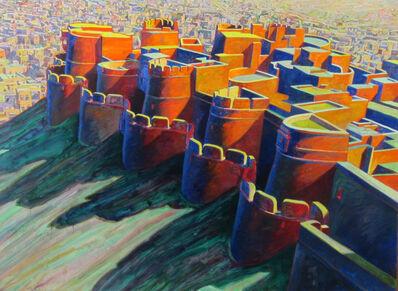 Bill Kohn, 'Jaisalmer Fortress', 1999