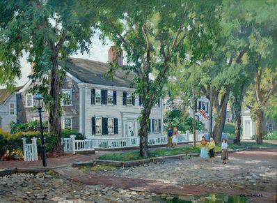 TM Nicholas, 'After the Rain, Nantucket', 2009