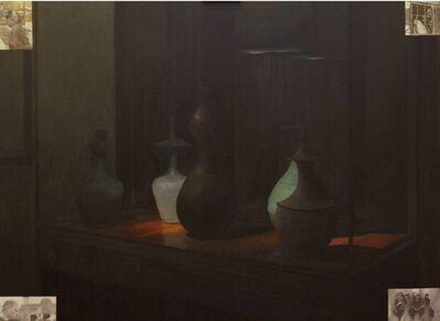 """Sandra Gamarra, '""""Criptomnesia (o en el algunos museos  ya no salen al sol)""""', 2015"""