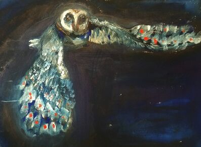 Larry Caveney, 'Hoot Owl', 2021