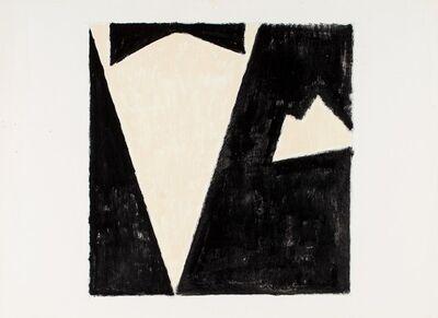 Sergio Lombardo, 'Smoking', 1961