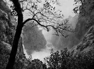 Sebastião Salgado, 'Victoria Falls with Tree', 2008