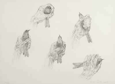 Kiki Smith, 'Untitled (T. 09-311)', 2009