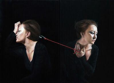 Arina Gordienko, 'Gemini Sublimation (Diptych)', 2019