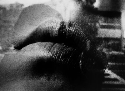 Daido Moriyama, 'Lips 13', print date: 2012