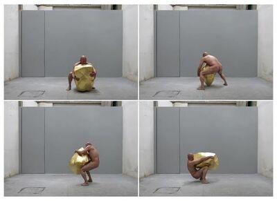 Nicolas Cardenas, 'Man and Gold (photograph)', 2013