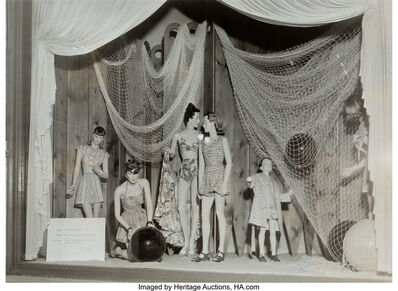 Various Artists (20th century), 'A Group of Thirty-One B. Altman Window Display Photographs', circa 1940s