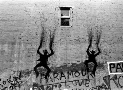 Hank O'Neal, 'Richard Hambleton Shadowman- Paramour', 2009