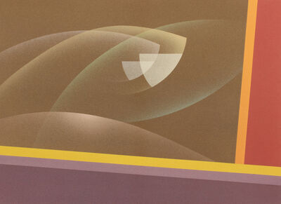 Raymond Jonson, 'Watercolor No.10, 1948 - Sequence-A Trilogy, Third Vista ', 1948