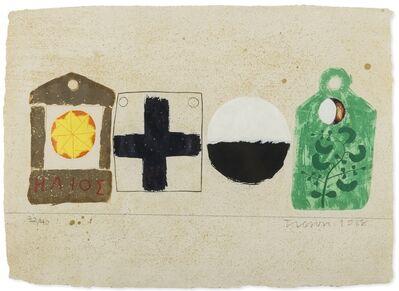 Joe Tilson, 'Untitled', 1988
