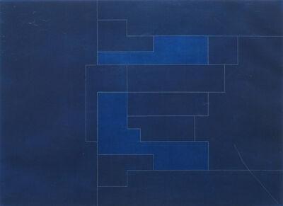 Robyn Denny, 'Graffiti 18', 1977