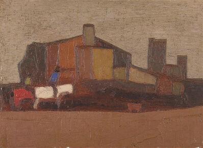 Manuel Reyna, 'LA FABRICA', 1955