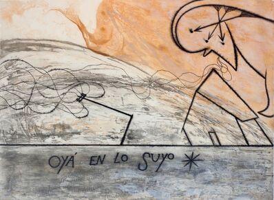 José Bedia, 'Oyá en lo suyo', 1997