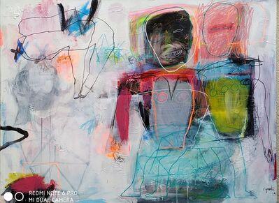 Manuel Oyonarte, 'Realidad sin nombre 1', 2019