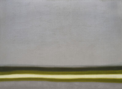 Susan Vecsey, 'Untitled (Grey/Green)', 2018