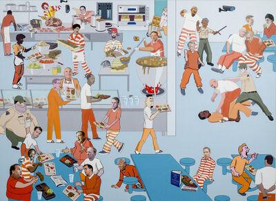 Nancy Chunn, 'Scene V: The Jail, Detail: Kitchen Cafeteria', 2016