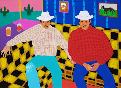 Alan Fears, 'Rodeo Bums', 2018