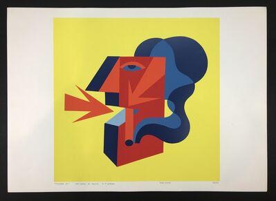 Fortunato Depero, 'Untitled ', ca. 1970
