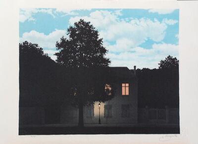 René Magritte, 'L'Empire des Lumières', 2010