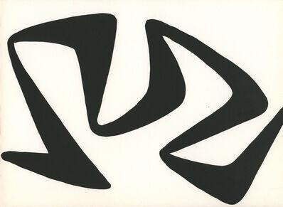Alexander Calder, '1960s Alexander Calder lithograph (Calder Derrière le Miroir) ', 1968