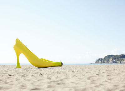 Chiho Akama, 'Traveling Banana', 2010