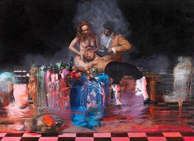 Conor Harrington, 'Samson's Nostalgia Trap', 2014