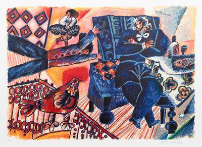 Theo Tobiasse, 'Sejours Secrets', 1997