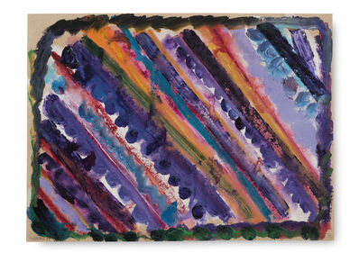 Gillian Ayres, 'Untitled 无题', 1993