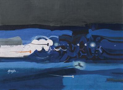 Alejandro Obregón, 'Río de las pirañas', 1966