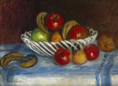 Charles Camoin, 'Corbeille de fruits', 1923