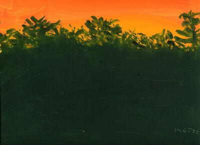 Alex Katz, 'Wood', 2000