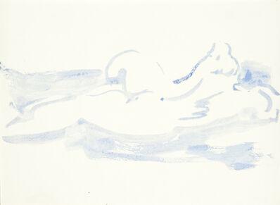 Barry Flanagan, 'Nude', 1977