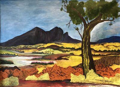 Reinhold Inkamala, 'Mt Sonder', 2018