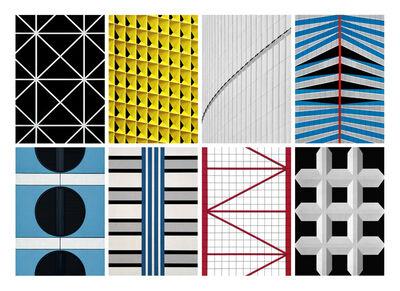 Roland Fischer, 'Façades on Paper III', 2007