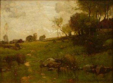 J. Francis Murphy, 'Hillside Farm', 1885