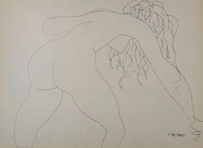 Francesco del Drago, 'Nude ', XX Century