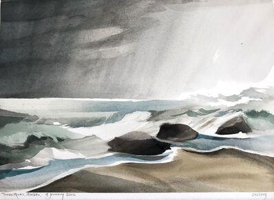 Toni Onley, 'Three Rocks, Malibu', 2002