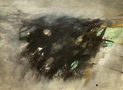 Michael Loew, 'Blackscape', 1973