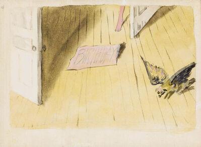 Dorothea Tanning, 'Birthday ', c.1940-50