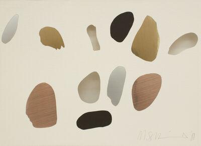 Nobuo Sekine, 'Inlaid', 1980