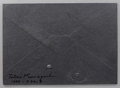 Tatsuo Kawaguchi, 'Relation - Lead Envelope / Balsam', 1988