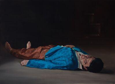Helena Parada-Kim, 'The dead man', 2015