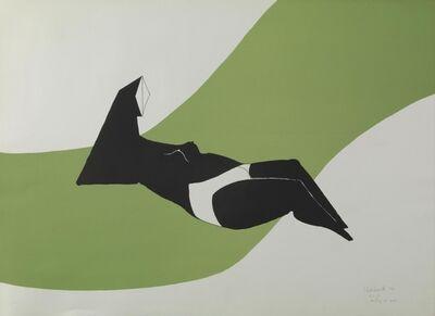 Lynn Chadwick, 'Reclining Figure', 1971