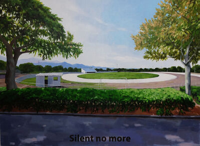 Paphonsak La-or, 'Silent No More', 2014