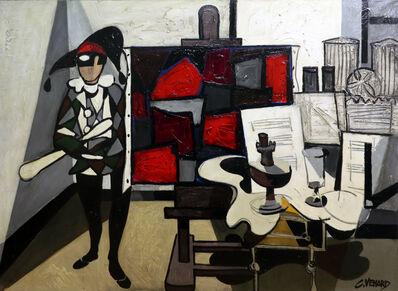 Claude Venard, 'Arlequin dans l'Atelier', 1965