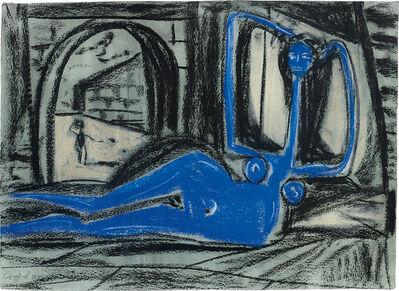 George Condo, 'Untitled', 1988-1989