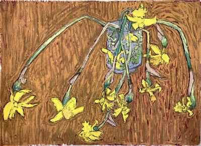 Judith Seligson, 'Dying Daffodils', ca. 1974