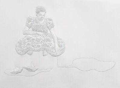 Amparo Sard, 'Mujer mosca (Fly woman)', 2006
