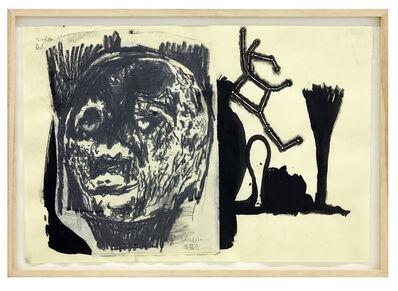 Damien Deroubaix, 'Pensées', 2013