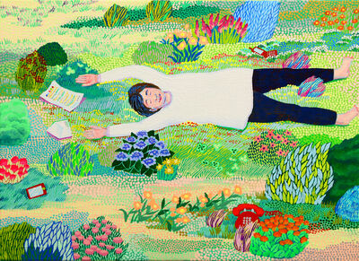 Sachiho Ikeda, 'Having Been Waiting for Long Time', 2013